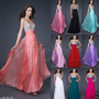 New Formal Long Bridesmaid Pageant Evening Wedding Ball Prom Party Dress Gown