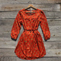 Tamarack Dress, Sweet Women's Country Clothing
