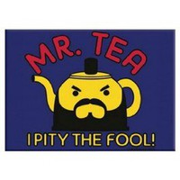 Mr. Tea Magnet