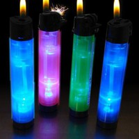My Associates Store - GlowFire Illuminating Disposable Lighter (Assorted)