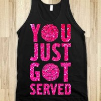 You Just Got Served - workout shirts