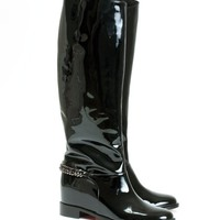 Christian Louboutin Cate Patent Calf Boot [2011121703] - $249.00 : Christian Louboutin Shoes Sale, Enjoy 77% Off On Designer Outlet