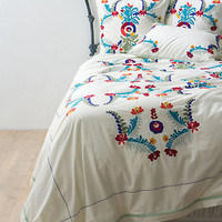 Amora Duvet Cover - Anthropologie.com