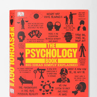 Urban Outfitters - The Psychology Book By Dorling Kindersley Publishing Staff