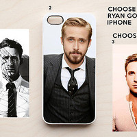 iPhone 5 4 4s Case Ryan Gosling Drive Notebook Blue Valentine Actor Movie Case