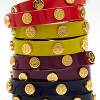 Tory Burch Logo Double Wrap Bracelet | Nordstrom