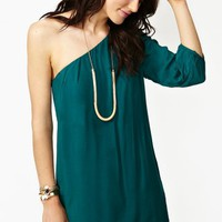 Slice Of Heaven Dress - Teal