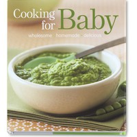 Cooking for Baby Cookbook | Williams-Sonoma