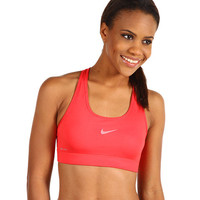 Nike Pro Victory Compression Sports Bra Sunburst/Bright Peach - Zappos.com Free Shipping BOTH Ways