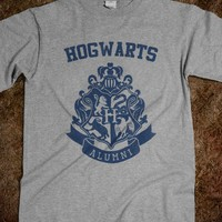 Hogwarts Alumni (Ravenclaw) - Magic Wizard