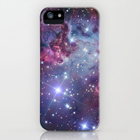 Nebula Galaxy iPhone Case by Rex Lambo | Society6