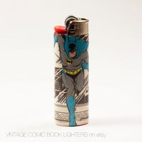 Vintage Batman Comic Book Lighter