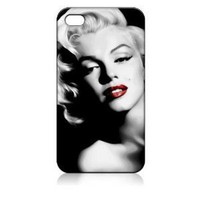 Marilyn Monroe Hard Case Cover Skin for Iphone 4 4s in EverestStar Box Packaging