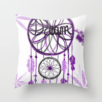 In Your Wildest Dreams Throw Pillow by jlbrady213 &amp; KBY | Society6