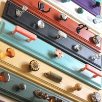 Hook Rack (pick one) by bluebirdheaven on Etsy