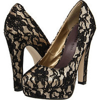 Madden Girl Mellony Black Lace - Zappos.com Free Shipping BOTH Ways