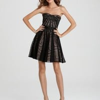 Aidan Mattox Lace Strapless Dress - Dresses - Apparel - Women's - Bloomingdale's