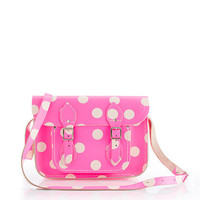 The Cambridge Satchel Company® for crewcuts polka-dot satchel - bags - Women's Women_Shop_By_Category - J.Crew