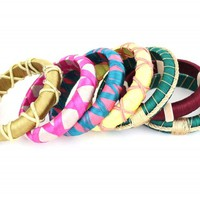 Fabric Bracelet Set - Buy From ShopDesignSpark.com