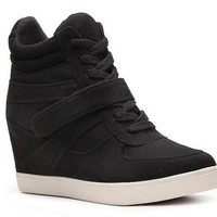 Madden Girl Olleyy Wedge Sneaker