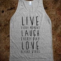Live, Laugh, Love - Party Fun