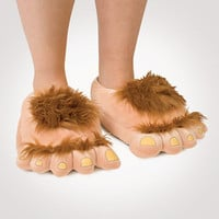 Slippers from the Shire - buy at Firebox.com