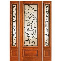 IR-734 | IR Iron/Insulated | Entry Doors