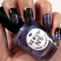 Pretty Blue 15ml Nail Polish