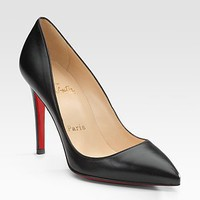 Christian Louboutin Pigalle Point-Toe Pumps - $151