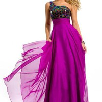 Party Time Gown 6110 Prom Dress - PromDressShop.com