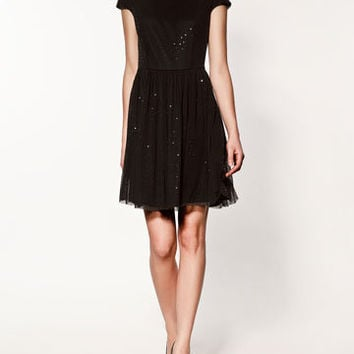 OPEN BACK DRESS - Woman - New this week - ZARA United States