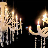 Fancy Fetishes: The Hot Wax Chandelier | Incredible Things