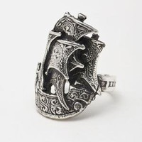 catbird :: Flotsam & Jetsam :: Spanish Galleon Ring