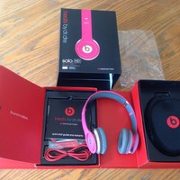 Beats By Dre Solo Headph...