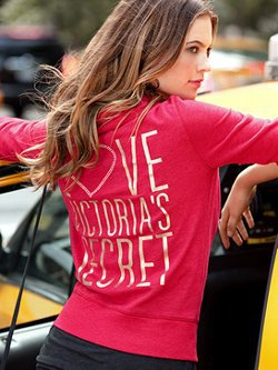 The Fleece Hoodie - Supermodel Essentials - Victoria's Secret