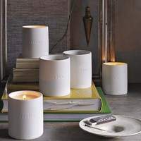 Nest Core Scented Candlepot | west elm