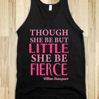 Little But Fierce (Gym Diva) - Gym N Fitness