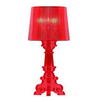 Salon S Red Table Lamp | Overstock.com