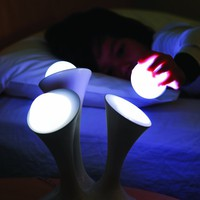 Amazon.com: Boon Glo Nightlight with Portable Balls, White: Baby