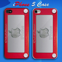 Etch a Sketch Custom iPhone 5 Case Cover from namina