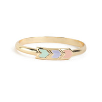 Three Arrows Bangle