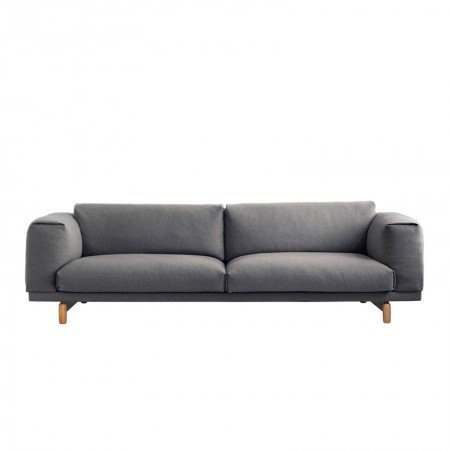 Rest Sofa - Sofas + Pouffes + Lounge Seating - Living