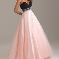 Strapless Lady&#x27;s Formal Party Evening Dress New Cocktail Wedding Prom Ball Gowns