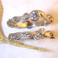 Imagine Engagement & Wedding Rings / Bands | Unique Rings for Women - Rings Unique