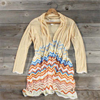 Honeyed Chevrons Sweater, Sweet Country Women's Clothing