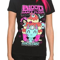 Blood On The Dance Floor Super Girls T-Shirt - 142610