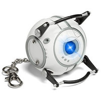 Portal 2 Wheatley LED Flashlight