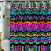 DENY Designs Home Accessories | Kris Tate Cotzal 2 Shower Curtain