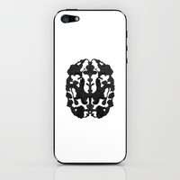 Think iPhone & iPod Skin by Revital Naumovsky | Society6