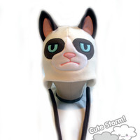 The grumpy cat hat